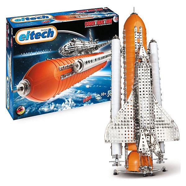 eitech Металлический конструктор Eitech Космический Шатл,1400 деталей