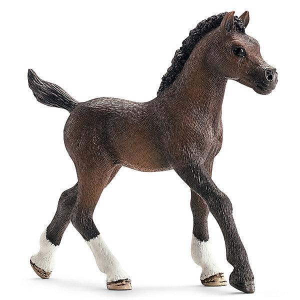 Schleich Арабский жеребенок, Schleich schleich schleich жеребенок клейдесдальской породы серия лошади