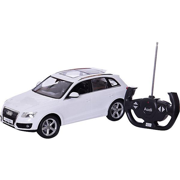 Rastar Машина AUDI Q5 1:14, свет, на р/у, RASTAR rastar радиоуправляемая машинка rastar audi q5 1 14 черная
