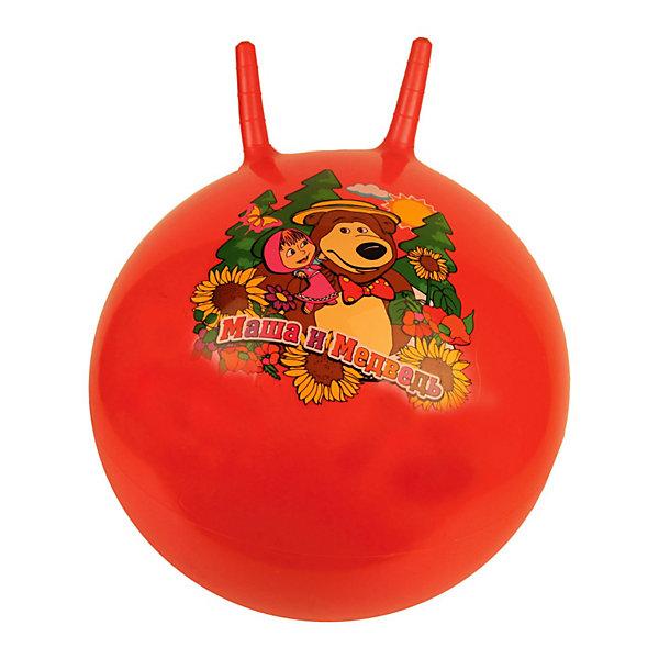 Играем вместе Мяч-прыгун, 55 см, Маша и медведь