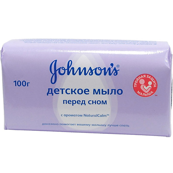 Johnson`s baby Мыло Перед сном, Johnson`s baby, 100 г цена