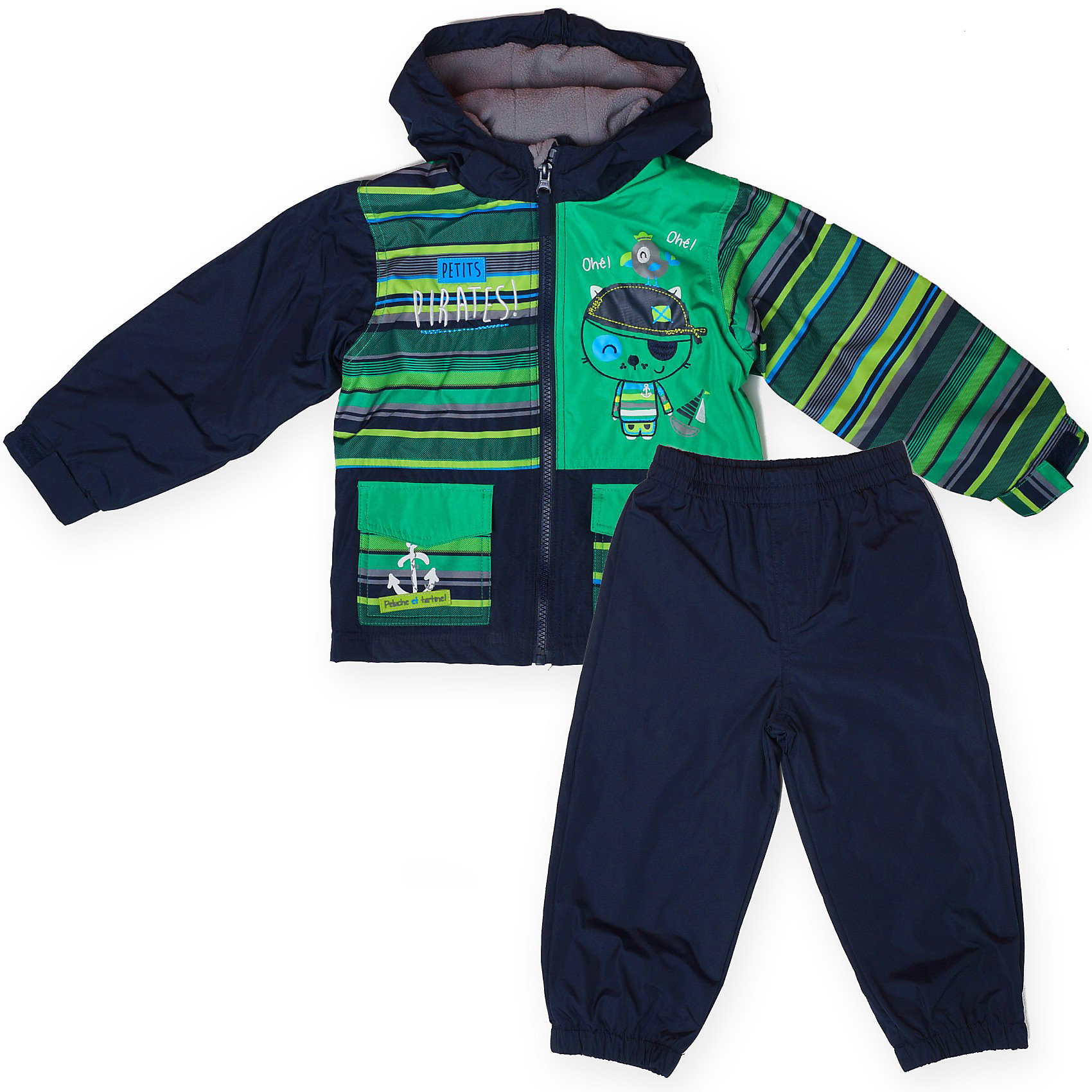 Комплект:куртка+брюки для мальчика Peluche and Tartine