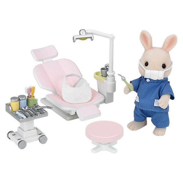 Эпоха Чудес Набор Кролик-стоматолог, Sylvanian Families