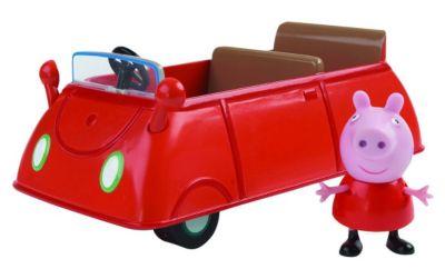 Игровой набор  Машина Пеппы , Свинка Пеппа, артикул:3551357 - Категории