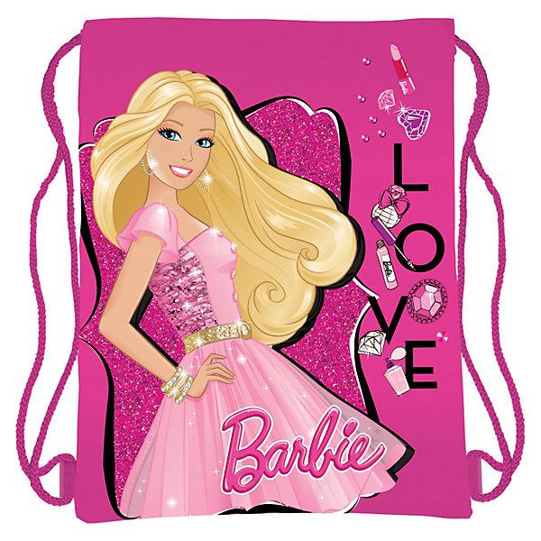 Купить Сумка-рюкзак для обуви, Barbie, Академия групп, Китай, Женский