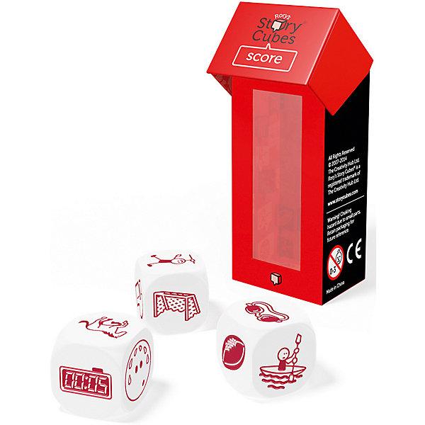 Rory's Story Cubes Дополнительный набор Спорт, Кубики Историй настольные игры rorys story cubes кубики историй дополнительный набор космос