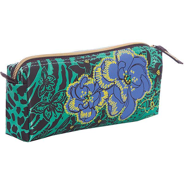 Пенал, SeventeenПеналы без наполнения<br>Пенал, Seventeen (Севентин) – мягкий пенал-сумочка на молнии от известного бренда школьных товаров. Этот пенал без труда поместится в сумке или рюкзаке, при этом в нем можно хранить все письменные принадлежности, которые могут понадобиться во время занятий.<br><br>Дополнительная информация:<br><br>- размер: 8х20х4 см<br>- вес: 80 г<br>- материал: текстиль<br><br>Пенал, Seventeen (Севентин) – прекрасный выбор для занятий, как для школьников, так и для студентов.<br><br>Пенал, Seventeen (Севентин) можно купить в нашем магазине.