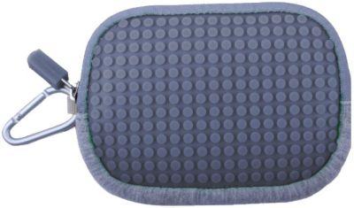 Маленькая пиксельная сумочка Pixel Cotton Pouch WY-B006 , серый, артикул:3647086 - Сумки