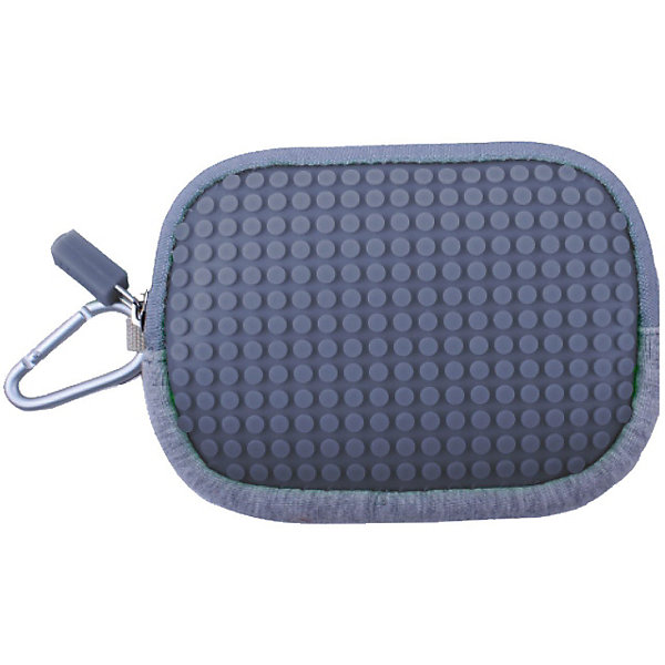 Upixel Маленькая пиксельная сумочка Pixel Cotton Pouch WY-B006 , серый маленькая сумочка 100