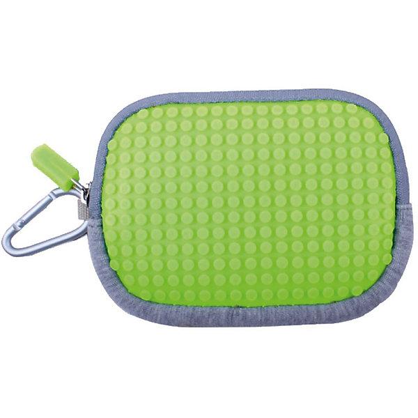 Upixel Маленькая пиксельная сумочка Pixel Cotton Pouch WY-B006, светло-зеленый маленькая сумочка b5049
