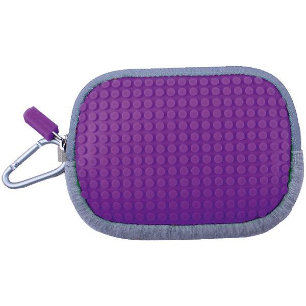 Upixel Маленькая пиксельная сумочка Pixel Cotton Pouch WY-B006, фиолетовый маленькая сумочка 100
