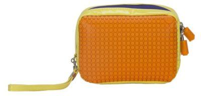 Ручная сумка Клатч Canvas Handbag WY-B003, желтый-оранжевый, артикул:3647093 - Сумки