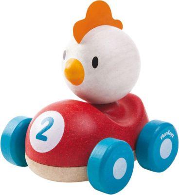 Курочка, Plan Toys, артикул:3648148 - Транспорт
