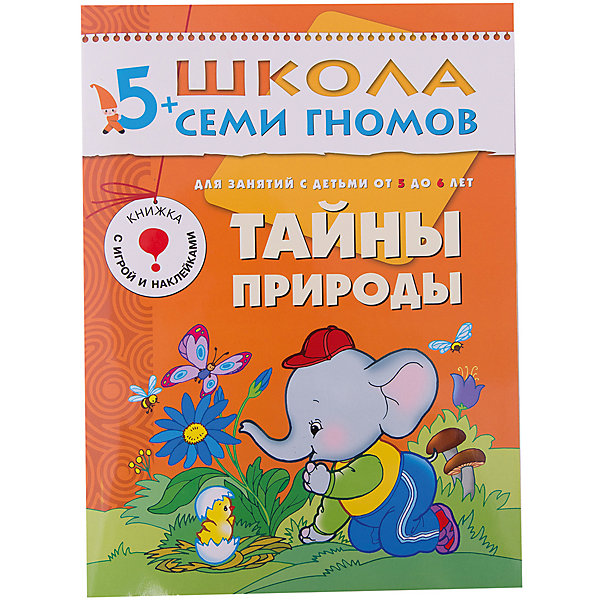 Мозаика-Синтез Развивающая книга Шестой год обучения. Тайны природы книга развивающая школа семи гномов шестой год обучения 5 пространство время мозаика синтез