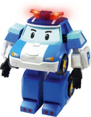 Робот-трансформер Поли, р/у, Робокар Поли, 31 см, артикул:3733271 - Категории