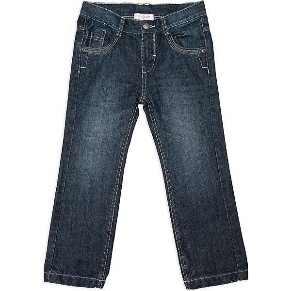Джинсы для мальчика PlayTodayДжинсовая одежда<br>Джинсы для мальчика от известной марки PlayToday<br>* джинсовая ткань<br>* застежка на молнию и болт<br>* пояс регулируется внутренней резинкой<br>* классические функциональные карманы; задние карманы с клапаном<br>* декорированы контрастными строчками<br>Состав:<br>100% хлопок<br>Ширина мм: 215; Глубина мм: 88; Высота мм: 191; Вес г: 336; Цвет: синий; Возраст от месяцев: 24; Возраст до месяцев: 36; Пол: Мужской; Возраст: Детский; Размер: 98,104,110,122,128,116; SKU: 3742947;