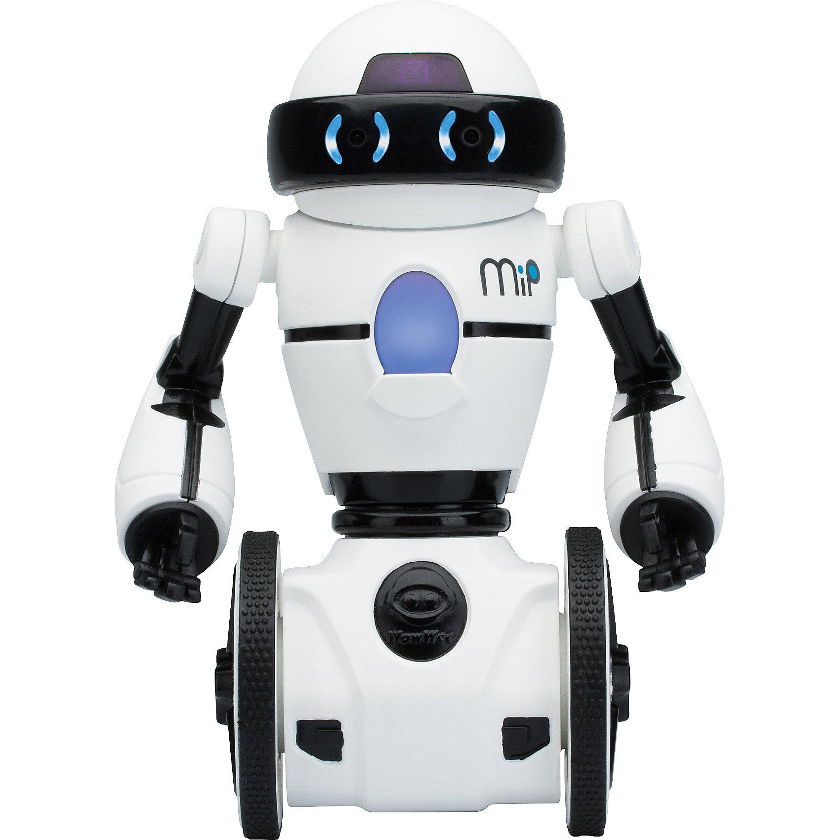 Робот MIP 0821, белый,  WowWee