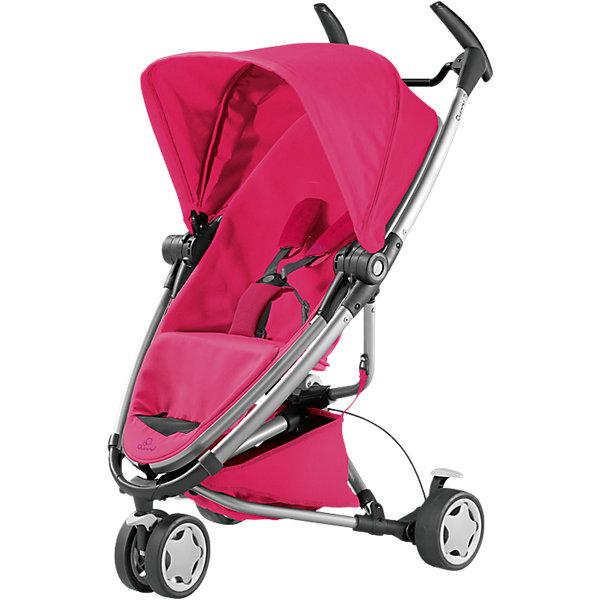 Quinny Коляска-трость Quinny Zapp Xtra 2, pink passion коляска quinny quinny прогулочная коляска zapp xtra pink precious