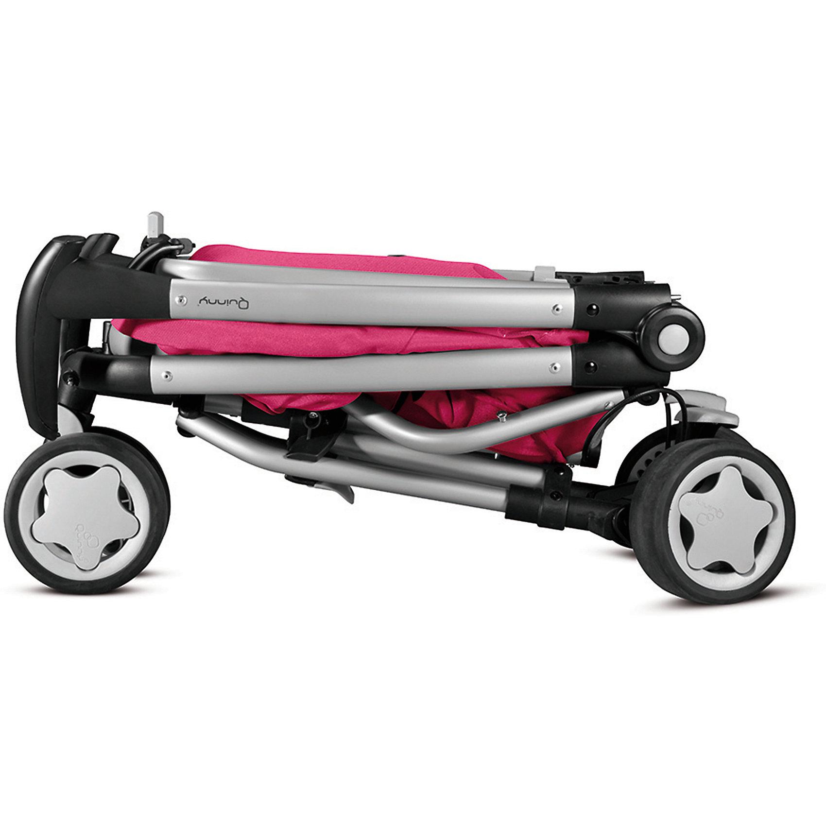Коляска-трость Quinny Zapp Xtra 2, pink pastel