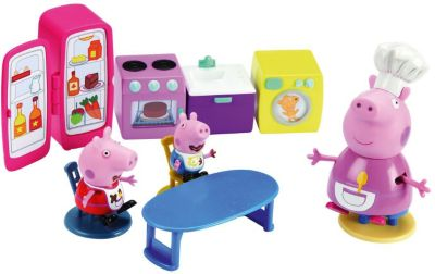 Игровой набор  Кухня Пеппы , Свинка Пеппа, артикул:3770358 - Категории