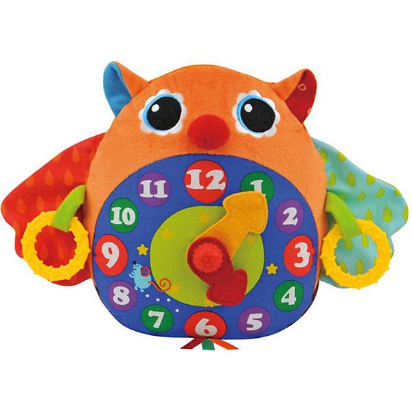 K's Kids Игрушка Часы-Сова, K's Kids мягкая игрушка развивающая k s kids часы сова