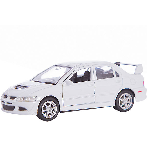 Модель машины 1:34-39 MITSUBISHI LANCER EVOLUTION VIII., Welly