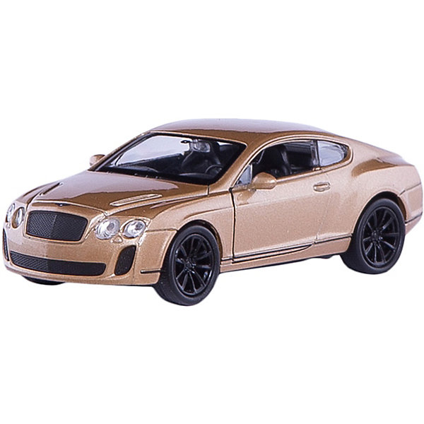 Модель машины 1:34-39 Bentley Continental Supersports, Welly