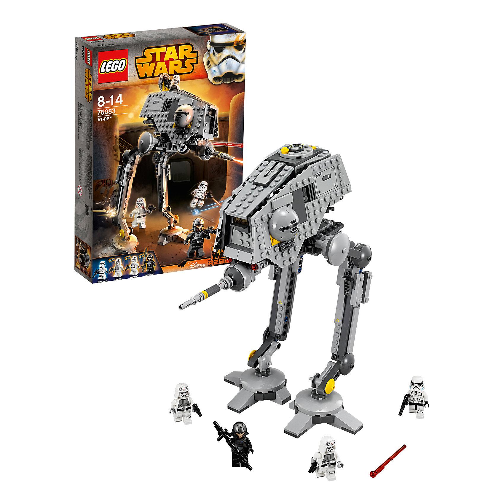 LEGO Star Wars 75083: Вездеходная Оборонительная Платформа AT-DP™