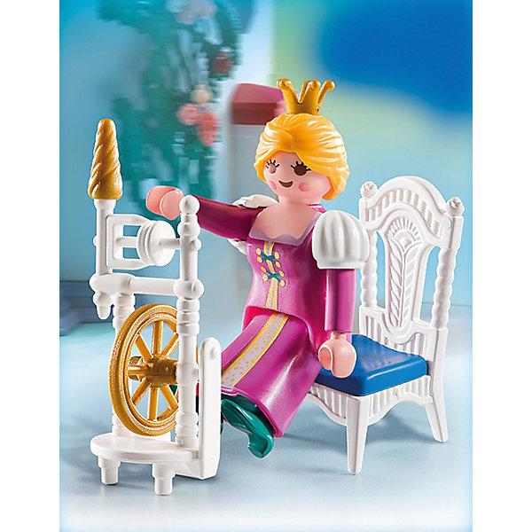 PLAYMOBIL® Экстра-набор: Принцесса с прялкой, PLAYMOBIL playmobil® дуо молодожены playmobil