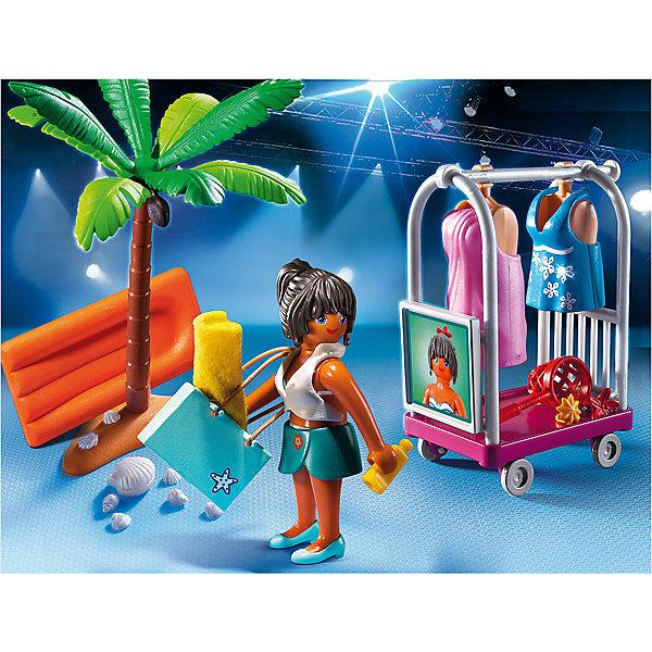 PLAYMOBIL® Фэшн и Стиль: Пляжная фотосессия, PLAYMOBIL playmobil® дуо молодожены playmobil