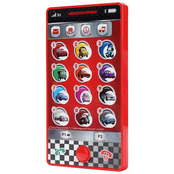 Сенсорный телефон Тачки, со светом, 6 режимов, УмкаДетские гаджеты<br>Сенсорный телефон Тачки, со светом, 6 режимов, Умка – это функциональная развивающая игрушка.<br>Сенсорный телефон Тачки занимательная игрушка для деток младшего возраста. Он обучит вашего ребенка цифрам и цветам.  Кроме того телефон исполнит веселую песенку из мультфильма, расскажет 12 стихотворений и 12 скороговорок, а также в режиме экзамен задаст вопросы малышу, что поможет закрепить полученные знания.<br><br>Дополнительная информация:<br><br>- Игрушка озвучена профессиональными актерами<br>- Телефон работает от 3 батареек типа ААА (в комплект входят демонстрационные)<br>- Размер упаковки:  20 х 20 х 5 см.<br>- Размер телефона: 14 х 7,5 х 2,5 см.<br><br>Сенсорный телефон Тачки, со светом, 6 режимов, Умка можно купить в нашем интернет-магазине.<br>Ширина мм: 200; Глубина мм: 50; Высота мм: 200; Вес г: 260; Возраст от месяцев: 12; Возраст до месяцев: 84; Пол: Мужской; Возраст: Детский; SKU: 3789457;