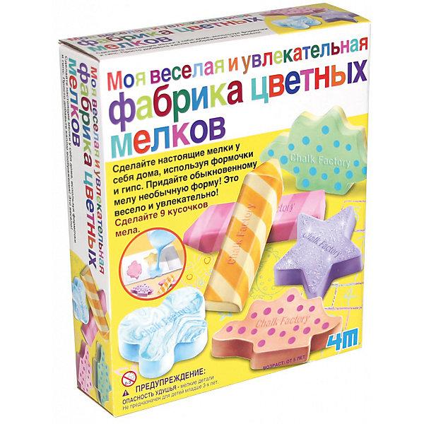 4M Фабрика цветных мелков, 00-04597
