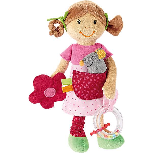Sigikid Развивающая игрушка Sigikid Кукла, 36 см