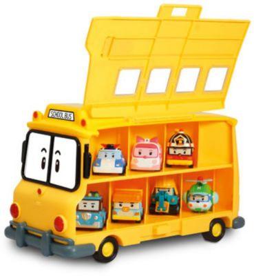 Кейс для хранения машинок Скулби, Робокар Поли, артикул:3801215 - Категории