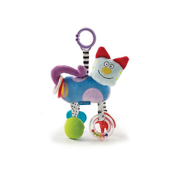 TAF TOYS Развивающая игрушка-подвеска Taf Toys Дружелюбный пёсик погремушка подвеска best toys погремушка подвеска