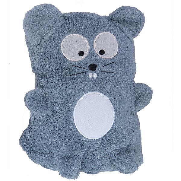 Cool Toys Трансформер Плед-Игрушка Серый Мышонок, 60x90 см, Coool