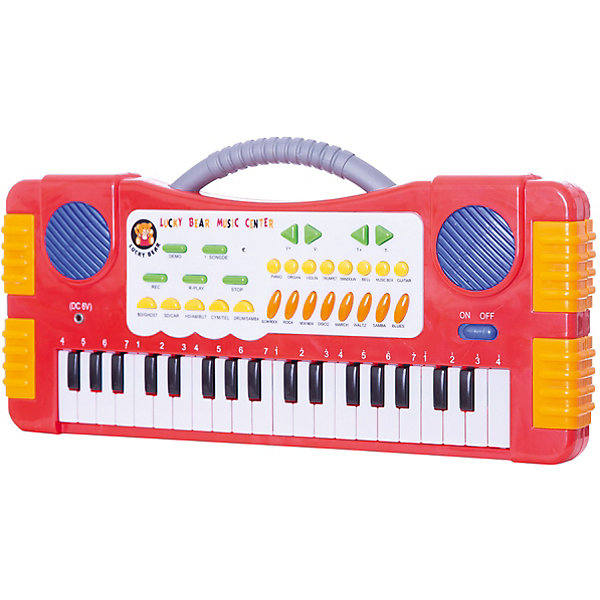 Купить Синтезатор детский, 37 клавиш, DoReMi, ABtoys, Китай, Унисекс