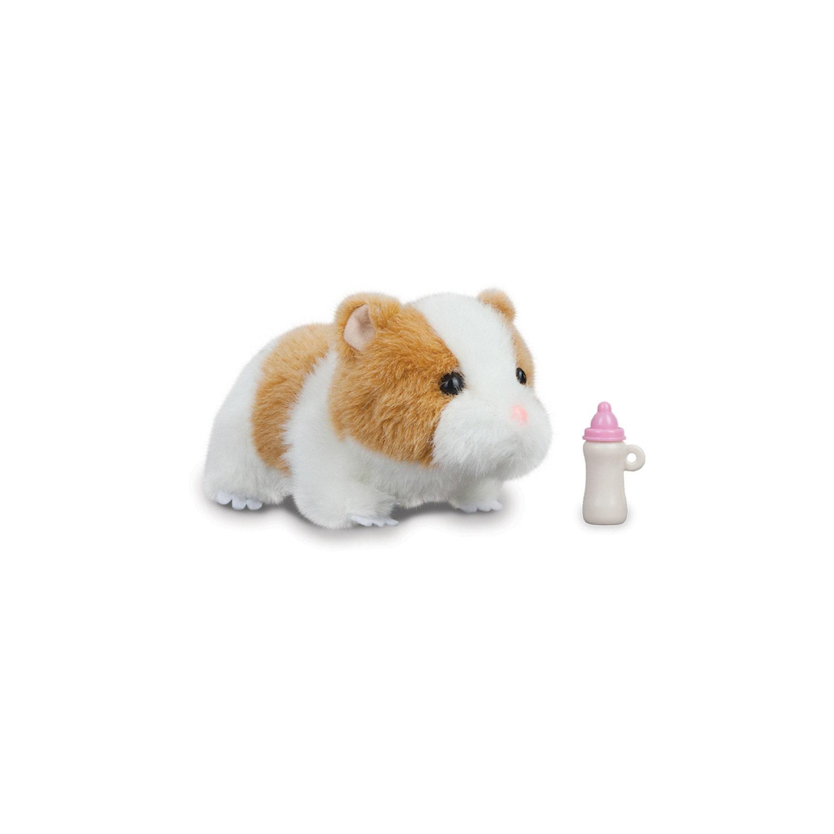 Картинка хомячок игрушка