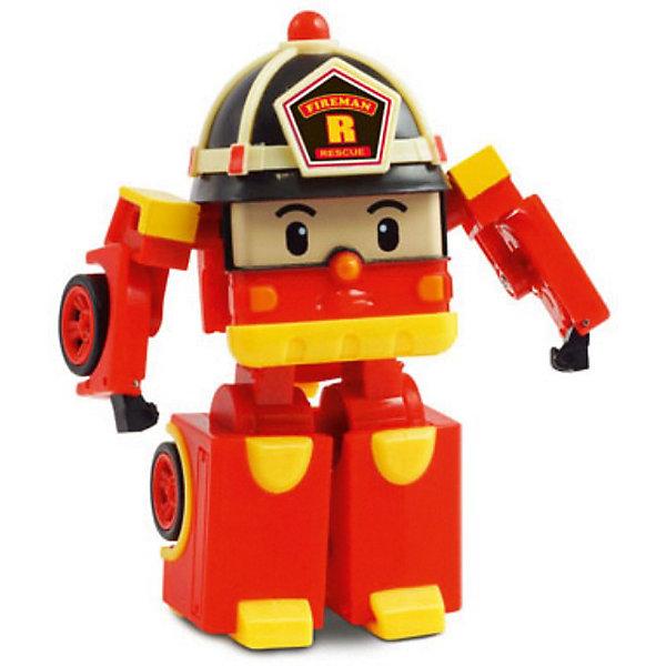 Silverlit Игрушка Рой трансформер, 7,5 см, Робокар Поли машинка трансформер robocar poli рой