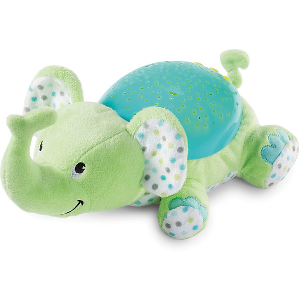Светильник-проектор звездного неба Eddie the Elephant от Summer Infant
