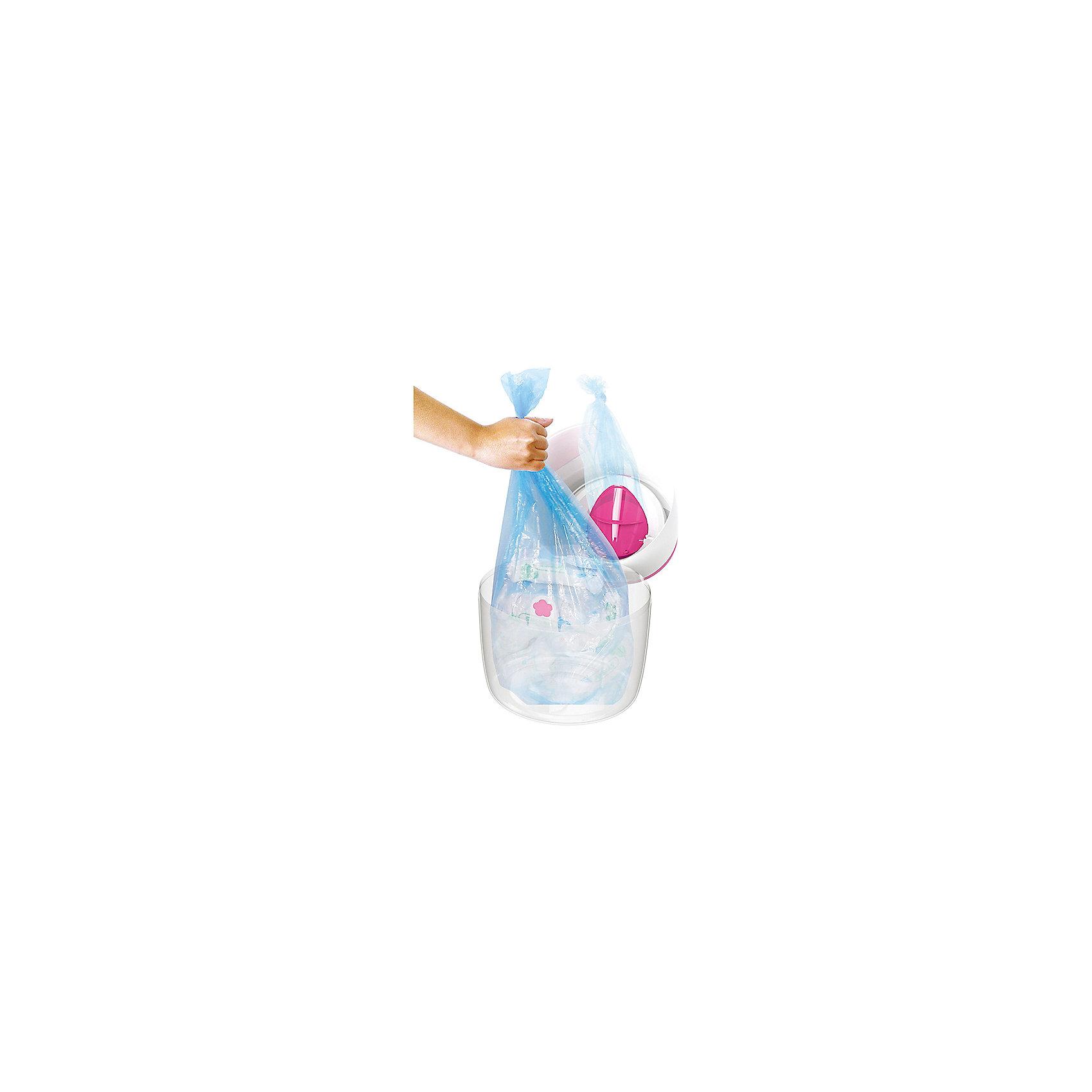 Накопитель подгузников, Angelcare Mini, голубой