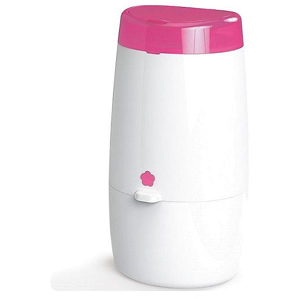 Angelcare Накопитель подгузников AD-MINI-EU-PK Mini, розовый
