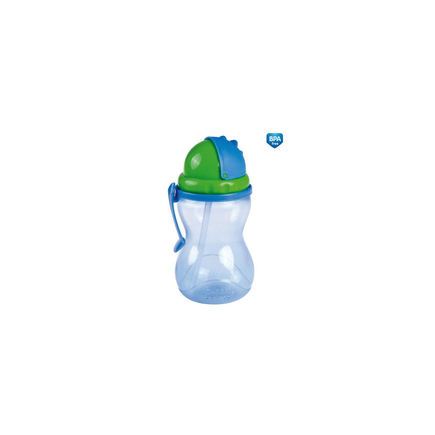 Поильник Canpol Babies, 370 мл, голубой