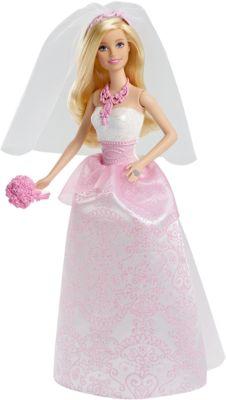 Кукла-невеста Barbie, артикул:3858560 - Категории