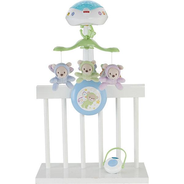Mattel Мобиль Fisher-price Мечты  бабочках, обновлённая версия