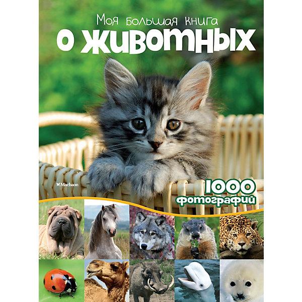 Махаон Энциклопедия Моя большая книга о животных рублев с большая энциклопедия животных