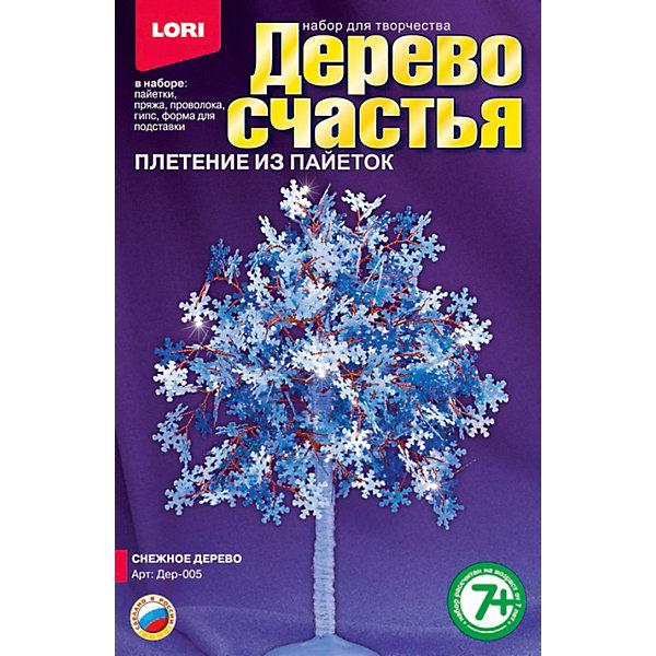 Купить Дерево счастья Снежное дерево , LORI, Россия, Женский