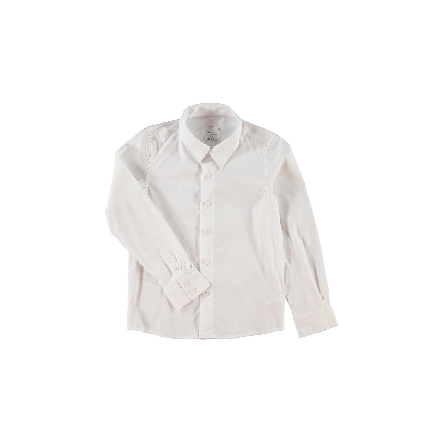 Рубашка для мальчика name it