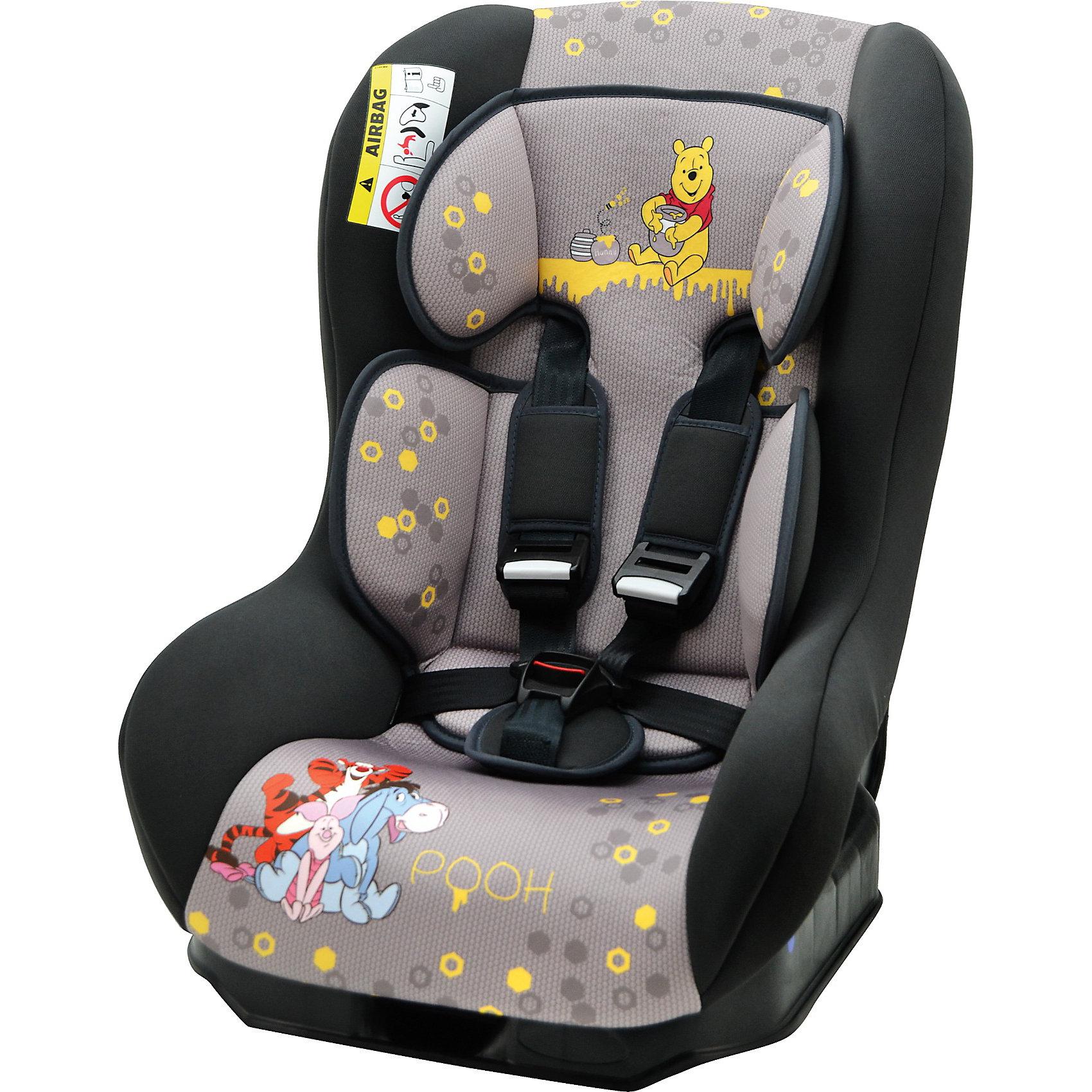 Автокресло Nania Driver, 0-18 кг, winnie the pooh