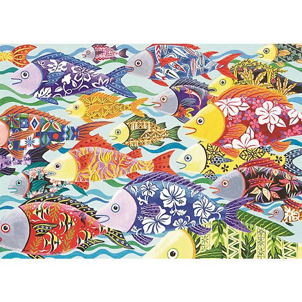 Ravensburger Пазл «Гавайские рыбы» 1000 деталей, Ravensburger ravensburger пазл пышное цветение 1000 деталей